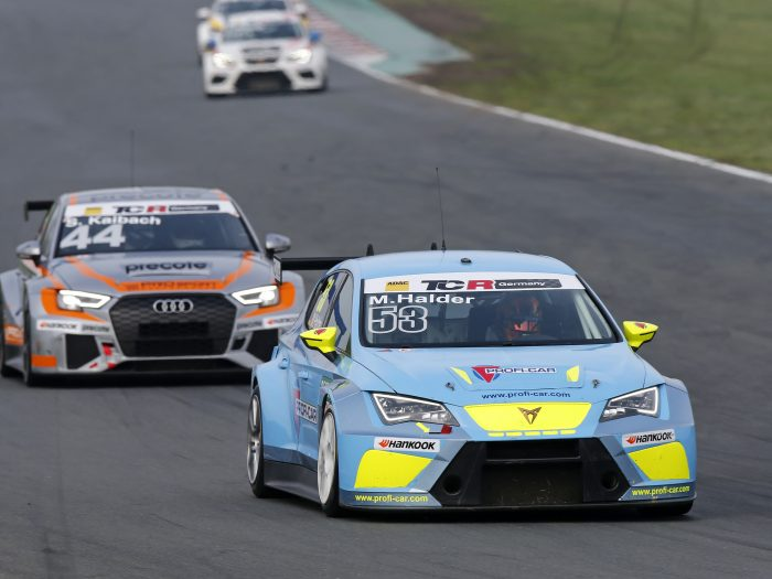 Premiere Bilanz in der ADAC TCR Germany in Oschersleben